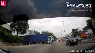 August 2019 Malaysia Dash Cam Compilation   Malaysian Dash Cam Owners
