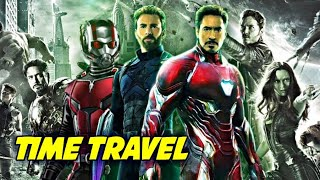 Avengers 4 Time Travel Explained In HINDI | How Avengers Will Collect Infinity Stones (HINDI)