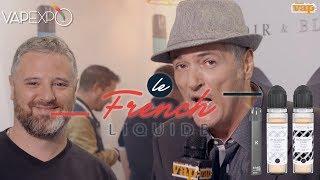 LE FRENCH LIQUIDE : Jus de boudin en entrée et Kodopod V2 pour la bonne bouche.