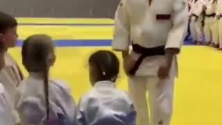 Тренировка Владимира Путина по дзюдо в Сочи 14.02.19