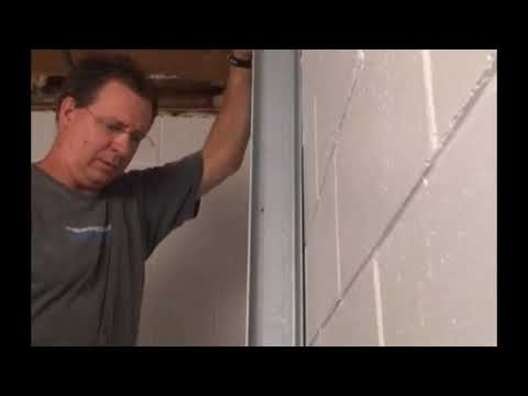 Fixing Bowed Walls With PowerBrace