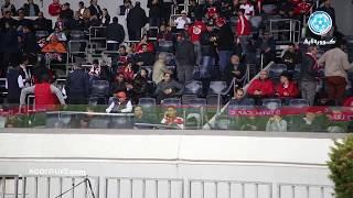 شاهد المدرب السابق للوداد زوران يتفاعل مع مباراة الوداد و النجم الساحل في ربع نهائي دوري الأبطال