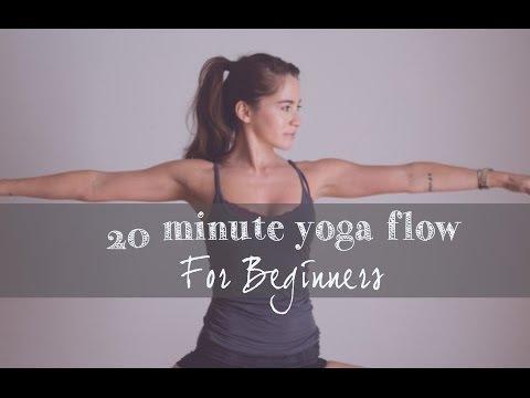 20 Min Yoga Flow for Beginners