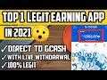 TOP 1 LEGIT PAYING APP IN 2020 PHILIPPINES ( EARN GCASH MONEY WITH PROOF OF PAYMENT )
