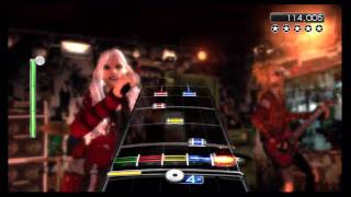 Roll the Dice - Damone / Rock Band Expert Guitar
