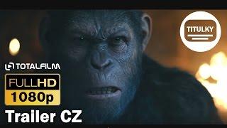 Válka o planetu opic (2017) CZ HD trailer