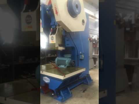 Heavy Duty C Type Power Press