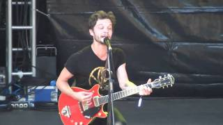 The Tallest Man on Earth - The Dreamer (Live @ Festival de Paredes de Coura) 30-07-2010