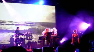 Saint Etienne - Heart failed in the back of a taxi (Primavera Sound 2009)