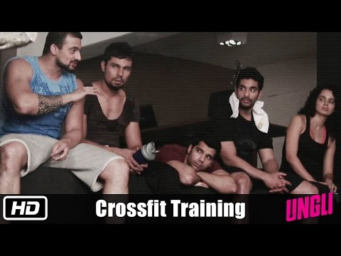 Crossfit Training - Behind The Scenes - Ungli - Emraan Hashmi, Kangana Ranaut, Randeep Hooda
