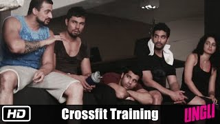 Crossfit Training - Behind The Scenes - Ungli