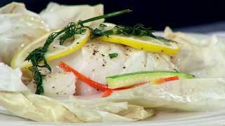 Chef's Menu - Fish en Papillote | Kholo.pk