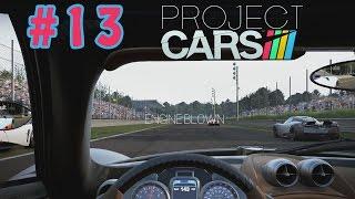 Project CARS Career Mode Walkthrough Part 13 - Mechanical Faults (ZERO TO HERO)