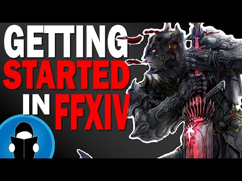 FFXIV Shadowbringers ULTIMATE Getting Started Guide | New Player Guides with Work to Game