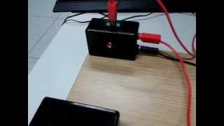 Morse Code Laser Transceiver Full Demo