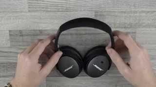 Bose Quietcomfort 25 Review (Deutsch)