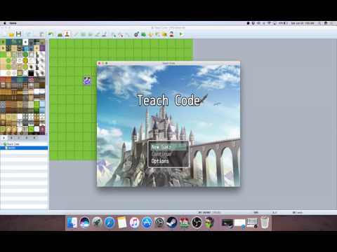 Coding Lesson 1: RPG Maker Beginner and intermediate Mining Events