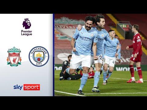 2x Gündogan! City gewinnt Spitzenspiel | Liverpool - Manchester City 1:4 | Highlights - PL