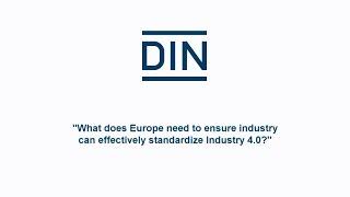 DIN - Industry 4.0