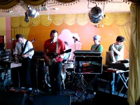 "The Lemurs (live) - ""Blackspot"" - SXSW 2009"