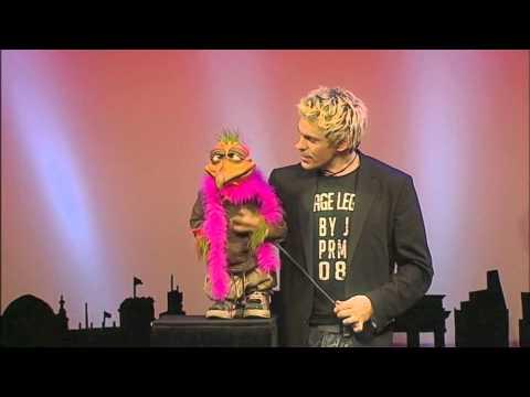 Sascha Grammel mit Frederic - Hetz mich nicht!