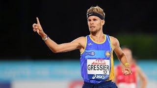 Albi 2020 : 5000 m M (Jimmy Gressier en 13'33''08)