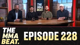 The MMA Beat: Episode 228 (McGregor Speaks Out, Lobov-Malignaggi Trash Talk, UFC Rochester Recap)