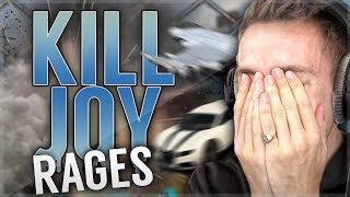 KILLJOY MAKES THE SIDEMEN RAGE!