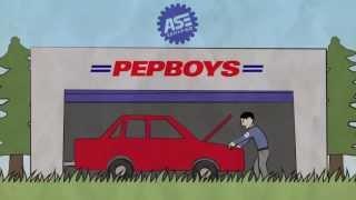 e-Serve & Glovebox Video - Pep Boys