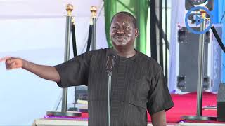We must fight graft so that we can attract foreign investors - Raila