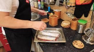 Что и как готовить из красной рыбы