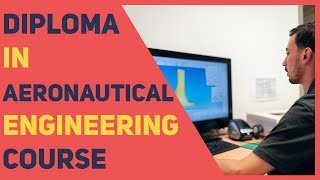 Diploma In Aeronautical Engineering Course | Explained | In Hindi