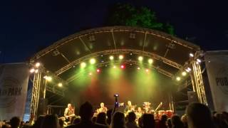 10cc 'The Dean and I' Higginson Park, Marlow 21/05/17