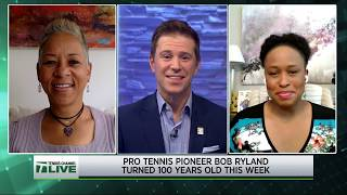Tennis Channel Live: Katrina Adams and Chanda Rubin on Commemorating Juneteenth