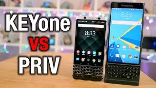 BlackBerry KEYone vs BlackBerry Priv: From RIM to TCL, was this the right move?