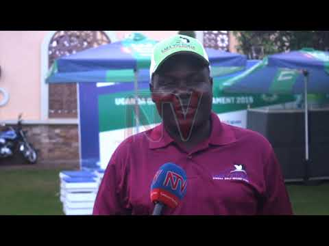 Four golfers make it for the opening round of Uganda Professionals Open