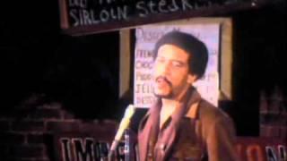 Richard Pryor Live And Smokin' (1971)  FULL LENGTH