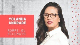 Yolanda Andrade aclara que no fue la culpable del retiro de Verónica Castro tras la polémica de su boda, y por primera vez cuenta la historia entre ellas.