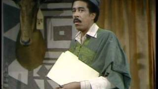 The Richard Pryor Show - Mr. Come-From Man