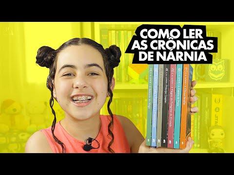 AS CRÔNICAS DE NÁRNIA DE C.S.LEWIS - DICA DE LEITURA