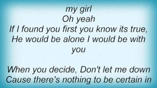 Lemar - If There's Any Justice Lyrics