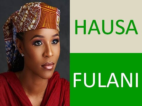 Women Of Hausa - Fulani Tribes & Ancestry