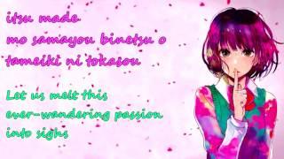 Kuzu no Honkai OP [Uso no Hibana] ~「English and Romaji Lyrics」