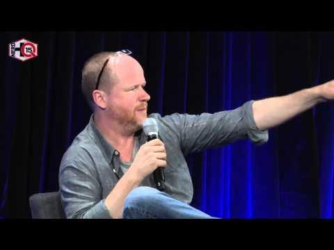 Nerd HQ 2015: A Conversation With Joss Whedon