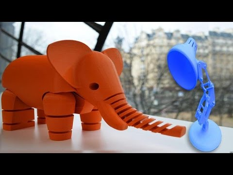 Top 5 3D Printed Projects