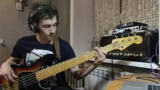Dirty Loops Circus (Bass Cover)