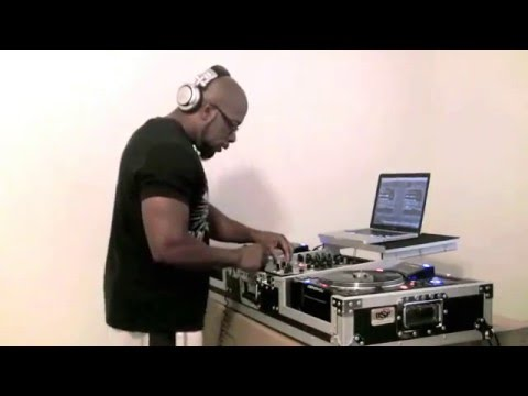 DJ Torch performing a Super Hot Old School R & B mix on Denon SC3900's (formerly used Pioneer CDJs)