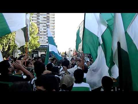 """""""Banderazo Aniversario 52 Deportes Temuco Los Devotos"""" Barra: Los Devotos • Club: Deportes Temuco"""