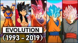 Spirit Bomb - Evolution (1993-2019) | Genkidama