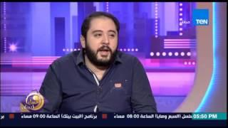 عسل أبيض - تقليد الفنان عمرو عبد العزيز لاحد الصوتين فى إعلانات أحد القنوات الفضائية المشهورة